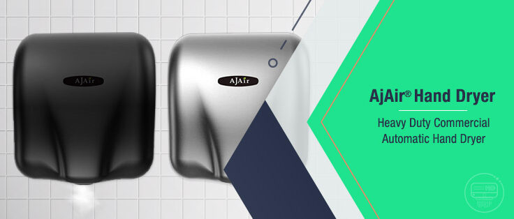 AjAir Commercial Hand Dryer