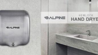 Alpine Hemlock Hand Dryer