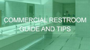 Design a Commercial Restroom