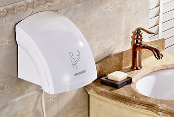 electric hand dryer