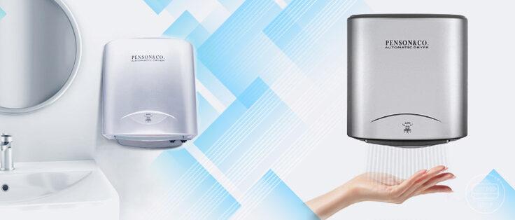 Penson & CO. Automatic Hand Dryer