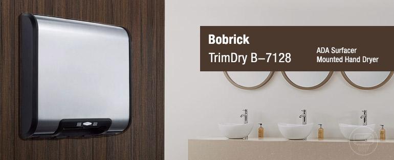 Bobrick TrimDry B-7128