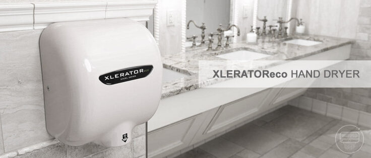 Xlerator XL-BW-ECO Excel Hand Dryer